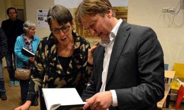 Presentatie Historisch boek Zeeheldenkwartier