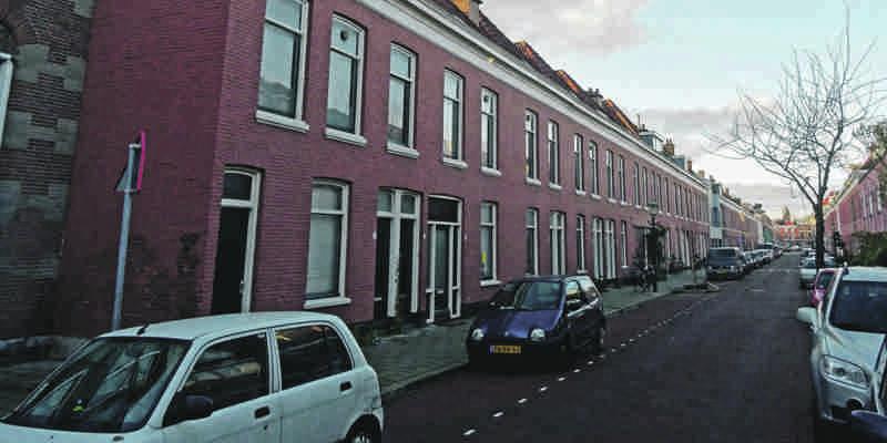Roggeveenstraat den haag