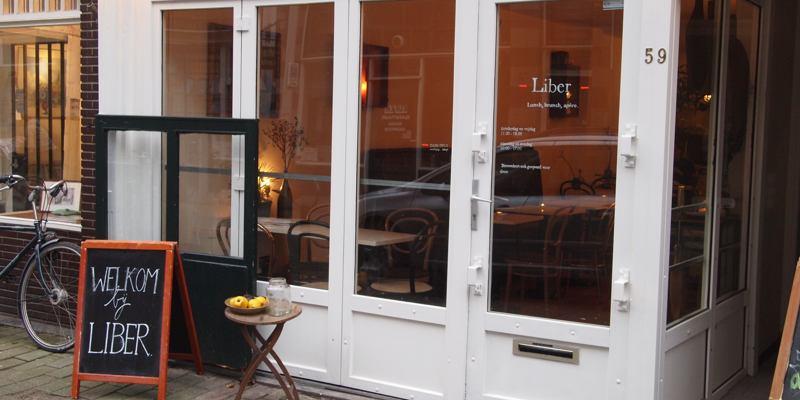 Restaurant Liber Piet Heinstraat, Zeeheldenkwartier, Den Haag