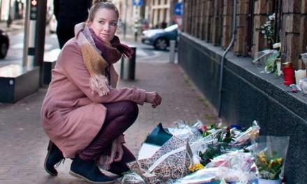 Straatverhalen: Bloemen voor Charlie