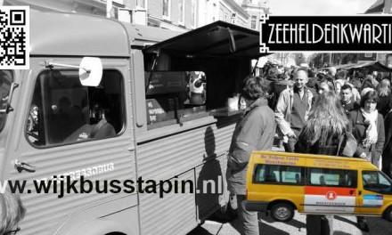 Wijkbus Stap-In voor het Zeeheldenkwartier