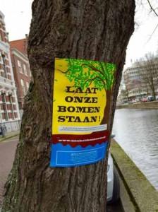 red de bomen