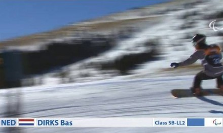Bas Dirks: van een jongen met een handicap tot een potentieel Paralympisch Kampioen