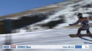 Bas Dirks: van een jongen met een handicap tot een potentieel Paralympisch Kampioen.