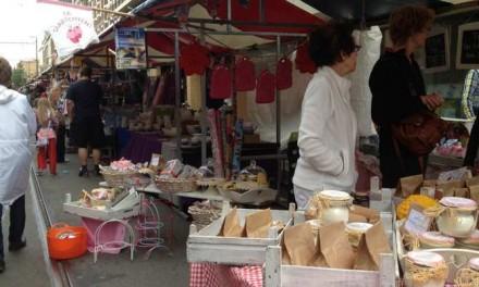 Zeeheldenfestival 2015 Markt