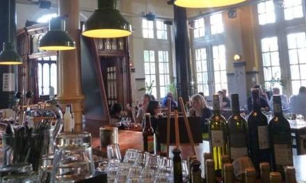 In de Kombuis: restaurant 'De Hagedis'