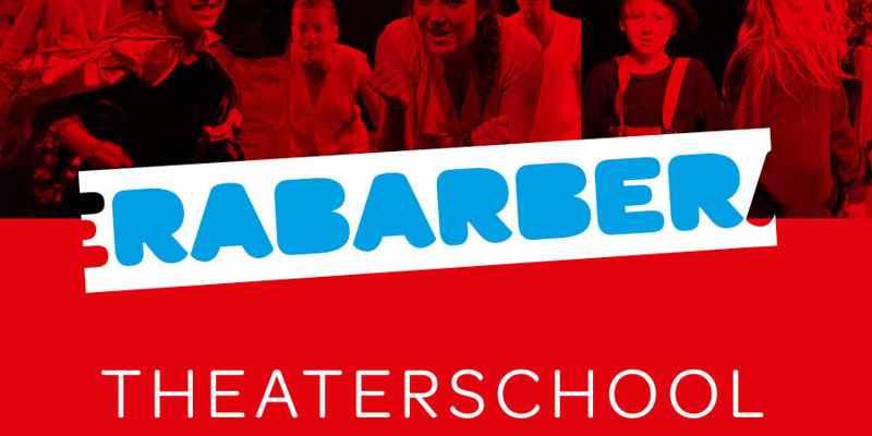 Rabarber is al 30 jaar dé theaterschool van Den Haag