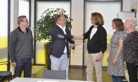 Bewoners Roggeveenstraat dienen business-case in