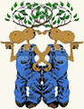 logo groene eland