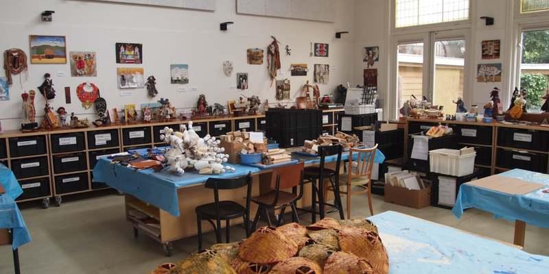 Stichting_Haags_Kinderatelier Workshops voor kinderen