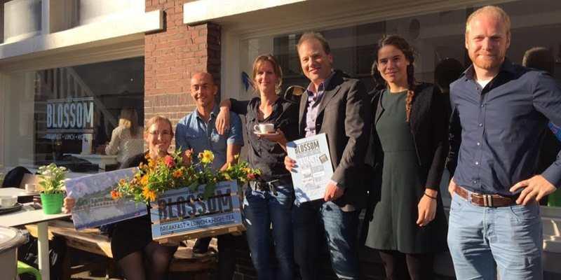 Vruchtbare grond voor eetbare tuin Den Haag