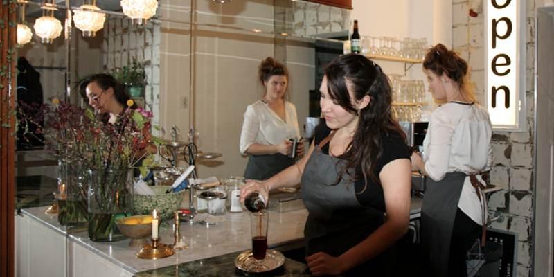 In de Kombuis Restaurant liber Piet Heinstraat Den Haag
