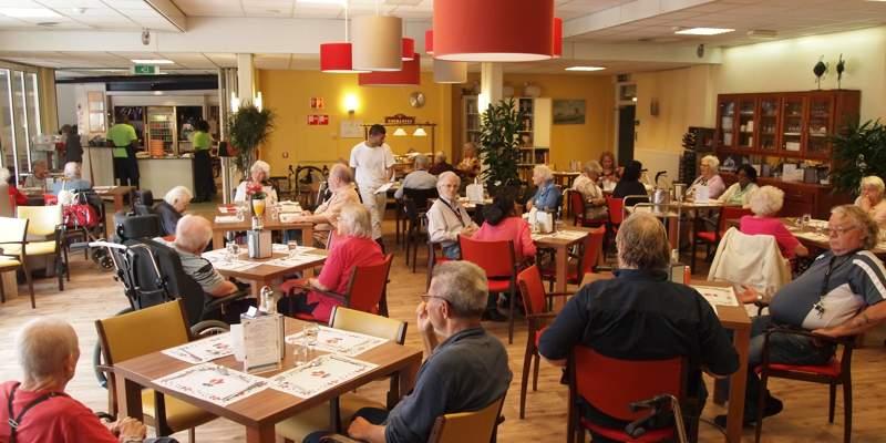 restaurant op de Laan