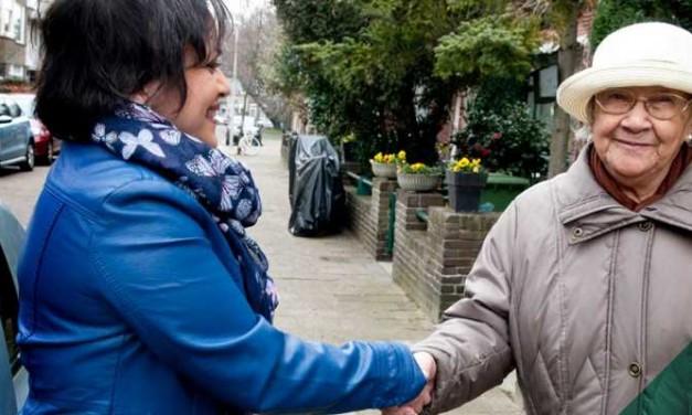 Begeleiden en Rijden, een nieuwe dienst voor kwetsbare ouderen