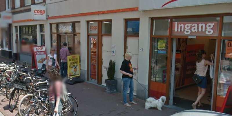 coop supermarkt Prins Hendrikstraat den haag