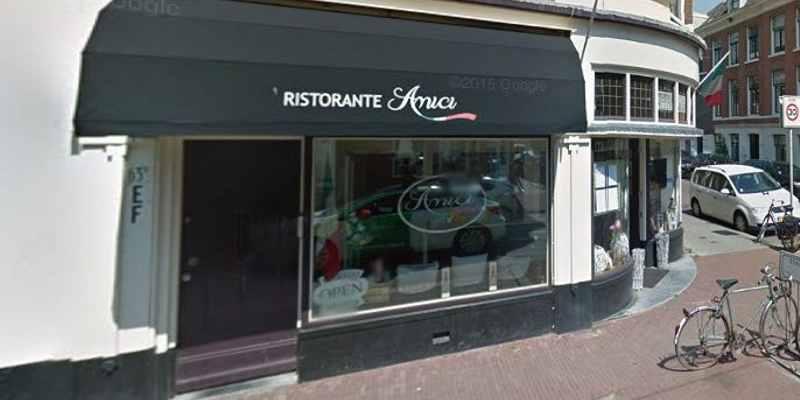 restaurant amici van speijkstraat den haag