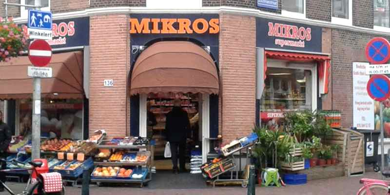 supermarkt mikros piet heinstraat den haag