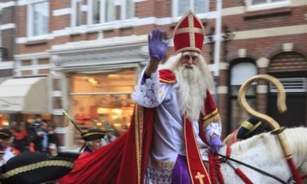 Update: Intocht van Sinterklaas met route beschrijving