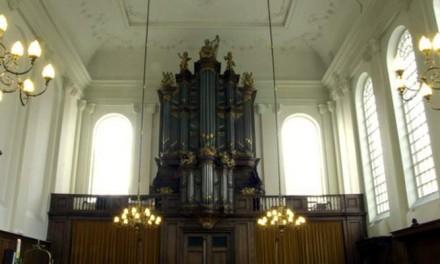 Nieuwjaarsconcert in de Lutherse Kerk te Den Haag