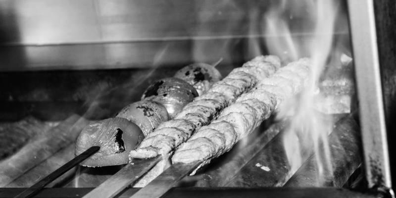 In de Kombuis: Restaurant Taste of Persia