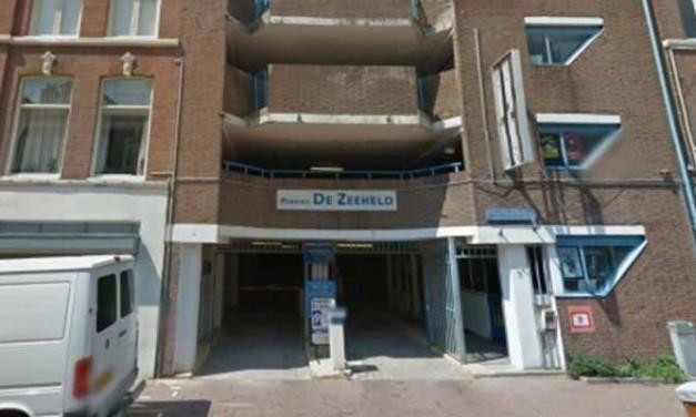 Meerderheid gemeenteraad wil parkeergarage De Zeeheld niet redden