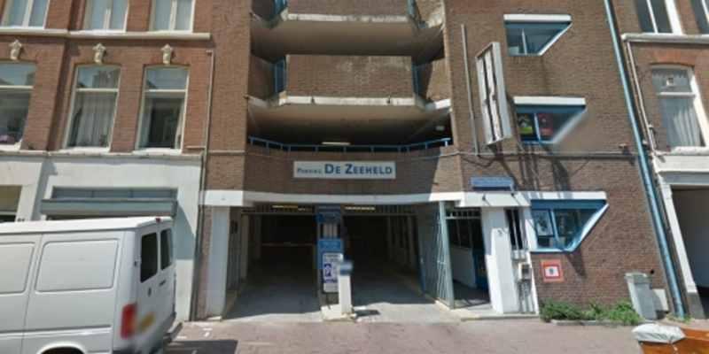 Parkeergarage Prins Hendrikstraat Den Haag