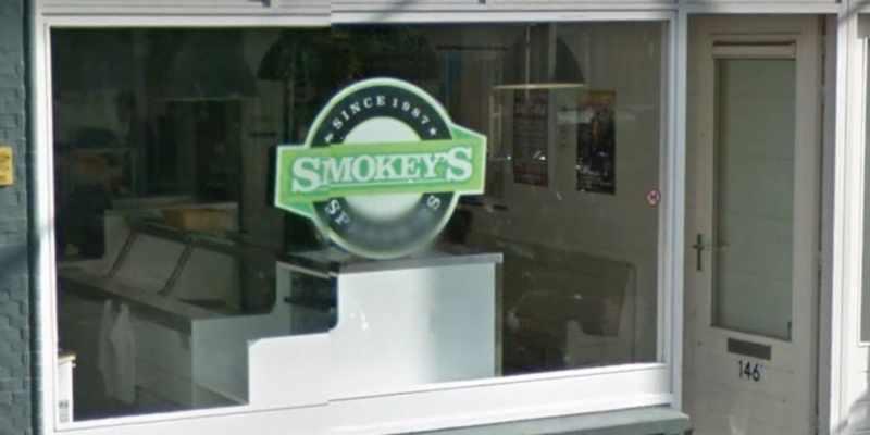 smokey spareribs prins hendrikstraat den haag