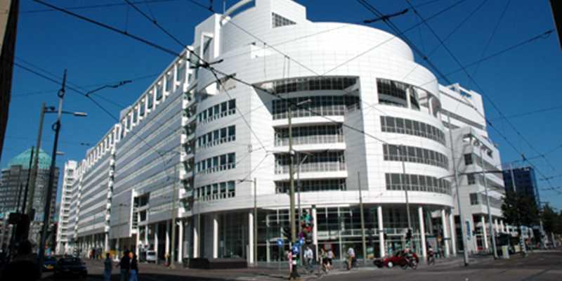 Centrale-Bibliotheek Gemeentehuis Spui Den Haag