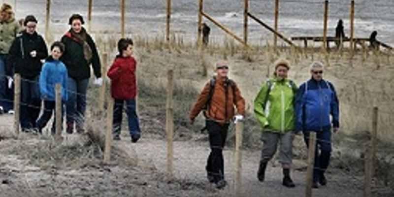 59-ste Duinenmars 2010.(Den Haag 11-04-10)