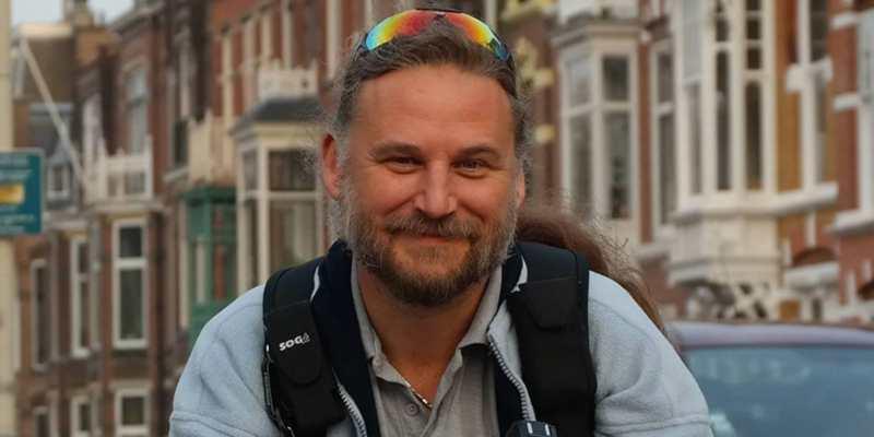 Kevin McPeake, fotograaf in Den Haag
