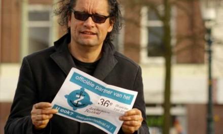 Nieuwe coördinator ZeeheldenFestival: Perry Lehmann