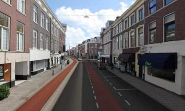 Vanaf 22 augustus: Laan van Meerdervoort tussen Carnegielaan en Zeestraat afgesloten