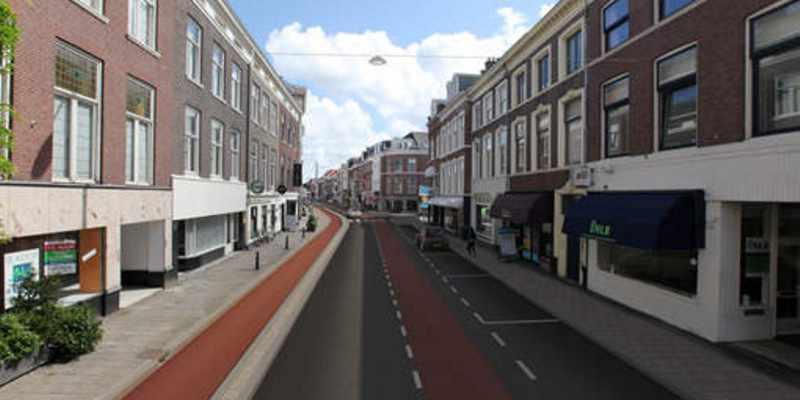 laan van Meerdervoort versmalling renovatie