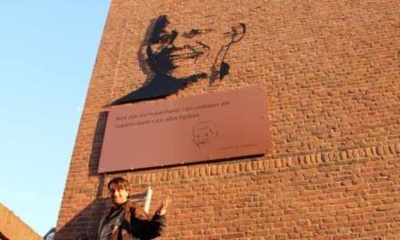 Jetta Klijnsma onthult quote van Nelson Mandela