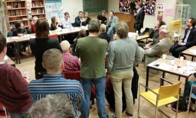 Politiekdebat ZeeheldenKwartier 1 maart 2016
