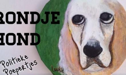 Rondje Hond: Politieke poepertjes