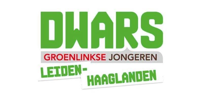 Dwars Groen Linkse Jongeren politiek Den Haag Leiden