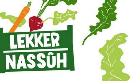 Biologische Markt Lekker Nassûh in Zeeheldenkwartier