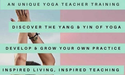 New: The Balanzs Yoga Teacher Training