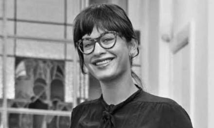 Zeeheldin: Elise Joy Kommer