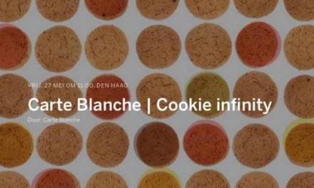 Pop-up bakkerij tijdens Designkwartier: Kleurige koekjes als pixels