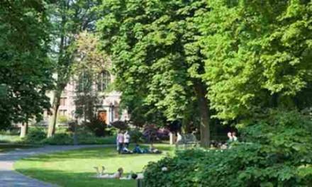 Festival: Peace in the Park 25 september 2016