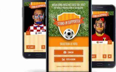 MMM Interactieve Communicatie, bedrijf uit Zeeheldenkwartier ontwikkelt gratis EK-app