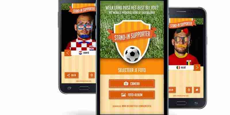 app standin supporter EK