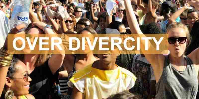 Den Haag Divercity Festival multicultureel