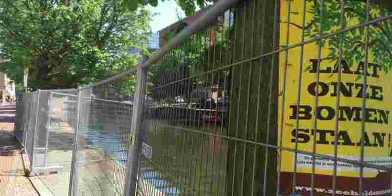 hekken veenkade