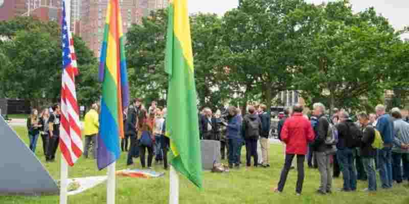 homo monument den haag