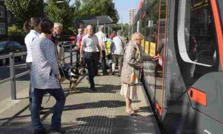 Voorall: Gratis leren reizen met Avenio voor mensen met een beperking