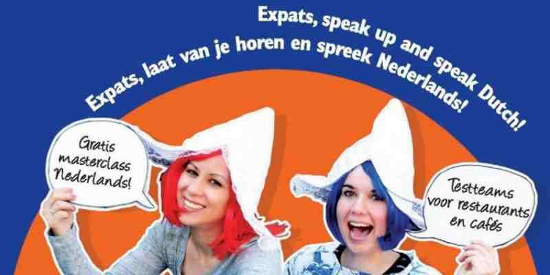 spreek nederlands dag 2016