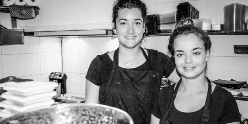 sushi meisjes den haag zeeheldenkwartier